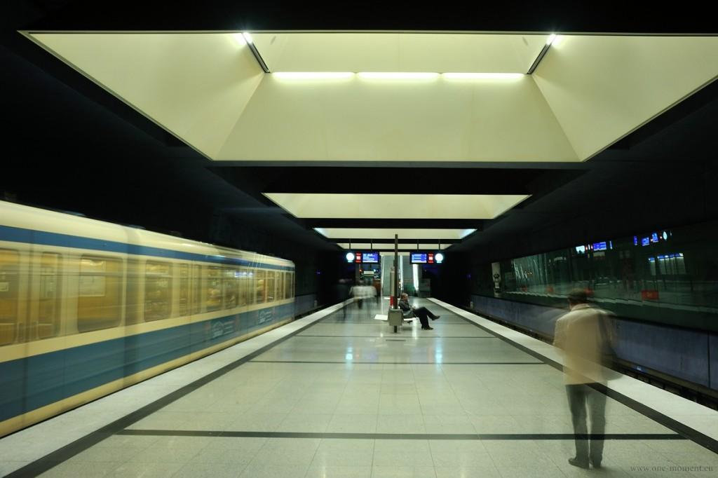 -U-Bahn München